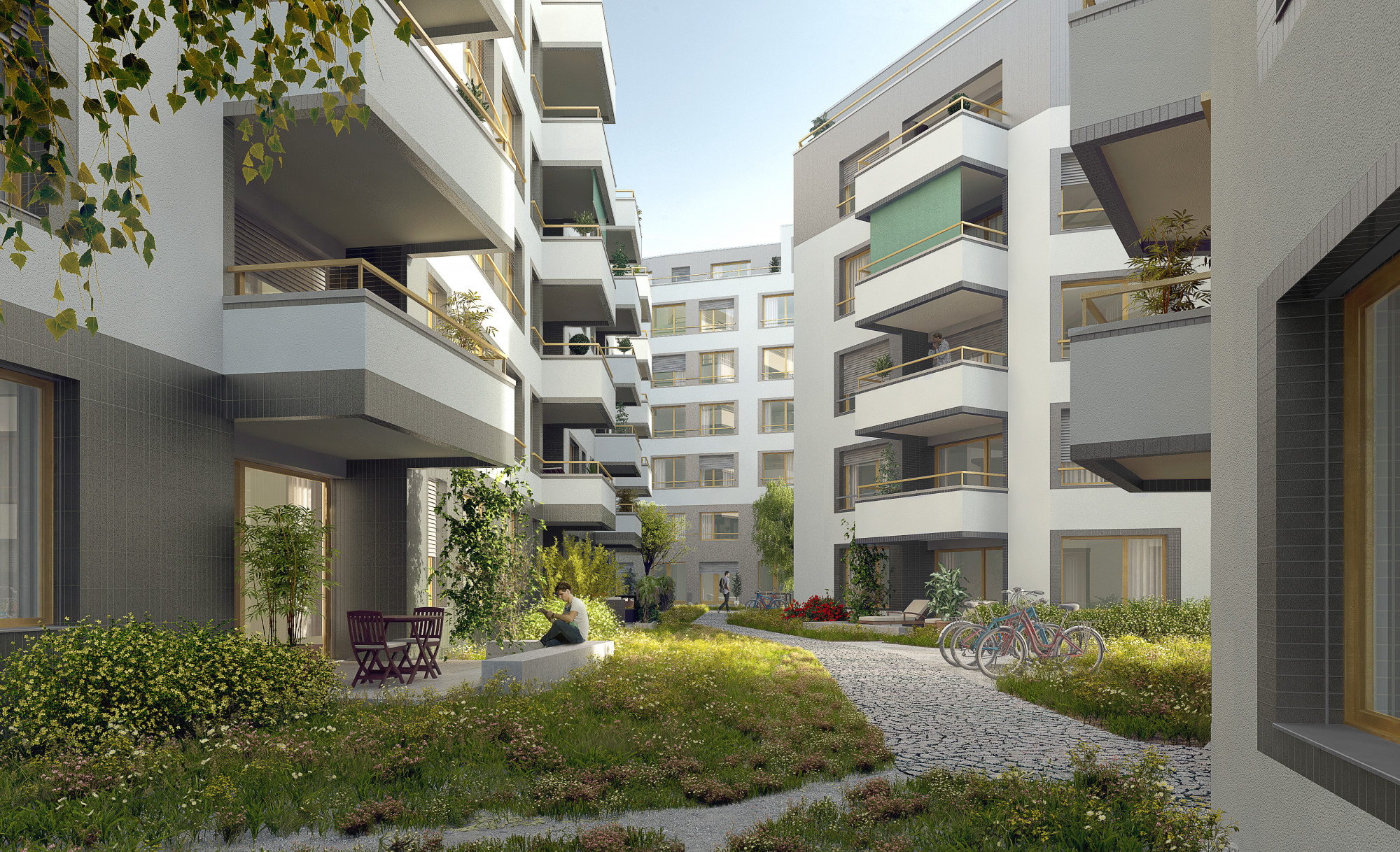 MFH Winterhalder Areal Zürich